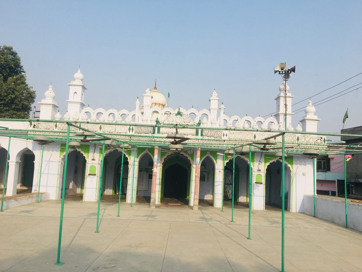 Masjid Sheikh Kabir, a lesser known 18th century mosque at Pilibhit